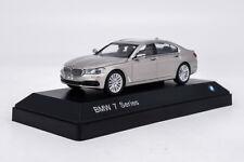 ORIGINAL MODEL,1:43 BMW 7er 7-Series 750Li G12,Champagne