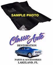 62-67 Chevy II Nova Automatic Carpet - BLACK - ACC 2168