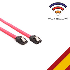 ACTECOM® CABLE DATOS SERIAL ATA SATA  50 cm APROX.- PC GRABADORA DISCO DURO