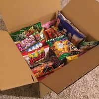 Japanese Candy, 1.6kg Box Assortment, Chocolate, Pocky, W/Tracking
