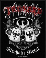 Tankard Alcoholic Metal Woven Patch T002P Kreator Destruction Slayer Exodus