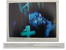 "Alice Cooper Good To See You Again 1974 ""GRAVEYARD SCENE"" Lobby Card - RARE !!!"