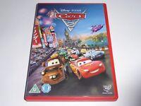 Cars 2 (2011) - Disney Pixar - GENUINE UK (Region 2) DVD - EXCELLENT CONDITION