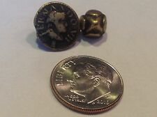 Rare LOT of OLD  SPANISH COLONIAL BUTTONS 17TH and 19TH CENTURY N46