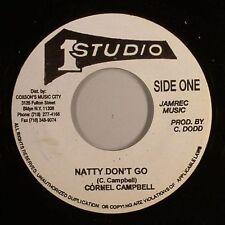 Cornell Campbell-Natty DON 'T GO (studio 1) 1975