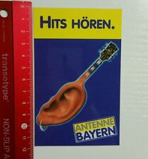 Aufkleber/Sticker: Antenne Bayern - Hits hören (180316192)