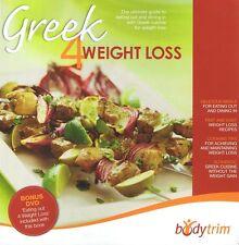 GREEK 4 Weight Loss - A Bodytrim Cookbook FREE EXPRESS