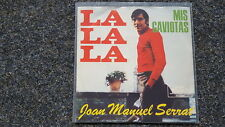 "Joan Manuel Serrat-la la la 7"" single GERMANY"