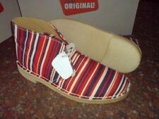 Clarks Originals Mens ** X DESERT BOOTS ** MULTI RED ** UK 5.5,6.5,7,8,9,10,12 F