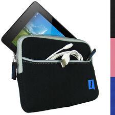 Schwarz Neopren Tasche Schutz Hülle für Acer Iconia One 7 B1-730HD Case Cover