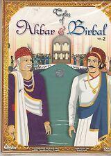 Tales of Akbar & Birbal Stories Vol 2 [Dvd] Animated
