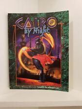 Cairo by Night, Vampire: The Masquerade, RPG White Wolf, Softcover