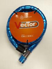 Antirrobo Vector| Rotulas | Piton | Articulado | Cable | Scooter Moto Candado