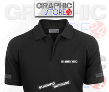 2x SHIMANO Iron on Clothing Decals