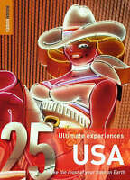 (Good)-USA: 25 Ultimate Experiences (Rough Guide 25) (Paperback)-Rough Guides-18
