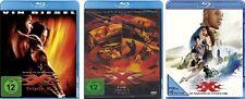 3 Blu-rays * xXx -Triple X  1 + 2 + 3 IM SET # NEU OVP +<