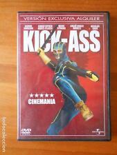 DVD KICK-ASS - EDICION DE ALQUILER (Y5)