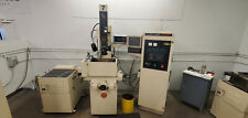Edm Machine With Orbiting Head And Eltee Trm