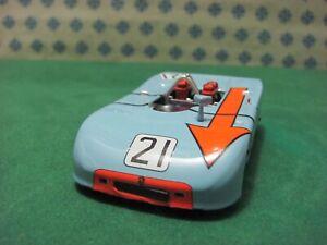 """Porsche 908/3 3000cc. Spyder """" 1000 Km. Nurburgring 1970 """" - 1/43 Best 9684"""