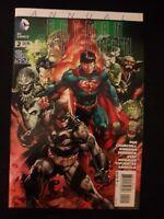Batman Superman Annual #2 2013 DC Comics  NM Condition