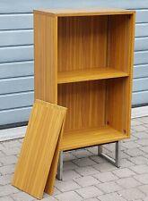 Petit meuble de rangement bibliothèque années 60 Meurop