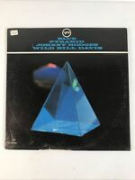 Johnny Hodges And Wild Bill Davis - Blue Pyramid Vinyl LP Verve (RC-1)