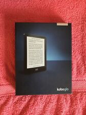 Kobo Glo E-Reader Silver New/unused/unwanted gift. Plus Free Case/bundle