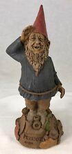 """Tom Clark Gnome Patriot #5146 Edition #31 Cairn Studio 7.5"""" Coa & Story Card"""