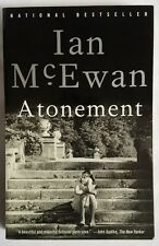 Atonement: A Novel Ian McEwan Paperback Book