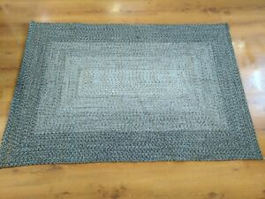 Forest Tweed Braided Rug 4 x 6 feet by Colonial Mills, FREE SHIPPING