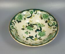 MASONS CHARTREUSE CEREAL / DESSERT / PUDDING BOWL 15.5CM (PERFECT)