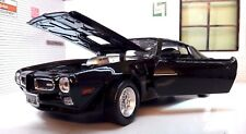G LGB 1:24 Scale Pontiac Firebird V6 V8 1973 73243 Motormax Diecast Model Car