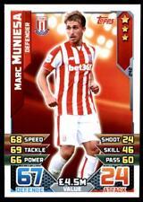 Match Attax 2015-2016 Marc Muniesa Stoke City Nº 242