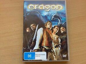 Eragon Ed Speleers Sienna Guillory Jeremy Irons John Malkovich (DVD, 2006) R4