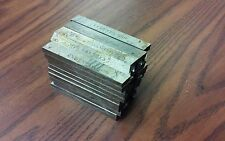 "30pcs 1/4 x 3/8 x 3"" Rectangular HSS tool bits for $38.00 #HS-2BT-14R---new"