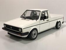 VW Caddy MkI White 1982 1:18 Scale Solido S1803501