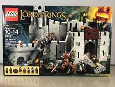 LEGO 9474 The Lord of the Rings The Battle of Helm's Deep  Brand New Sealed