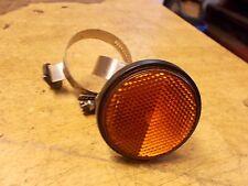 1980 Suzuki GS1000 GS 1000 Amber Round Reflector
