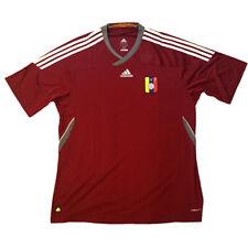 Venezuela (FVF) - La Vinotinto Adidas Shirt Jersey (2011) Copa America Argentina