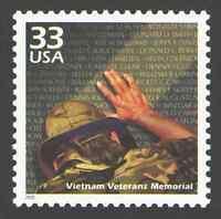 US. 3190 g. 33c. Vietnam Veterans Memorial. Celebrate The Century. MNH. 2000