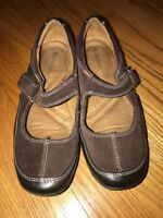 NATURALIZER Espadrilles Ballet Flats Mary Janes Loafers Shoes Womens Sz 6.5 #