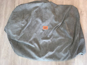 CordaRoy's Comfort For Life King Cover  Excellent, Terry corduroy gray.