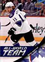 2011-12 Upper Deck All World Team Anze Kopitar #AW3