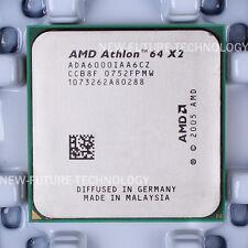 AMD Athlon 64 X2 6000+ (ADA6000IAA6CZ) CPU 1000 MHz 3GHz Socket AM2 100% Work