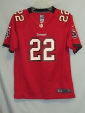 Nike NFL Players Tampa Bay Buccaneers Doug Martin #22 Jersey Youth Large (14-16)