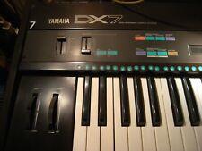 Yamaha DX7 MK1 & Gray Matter E 8 Bank Full Expansion, Light Studio Use, Works A1
