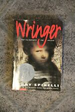 Wringer by Jerry Spinelli Paperback Book