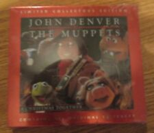 "John Denver & The Muppets "" A CHRISTMAS TOGETHER "" CD FACTORY SEALED & PERFECT"