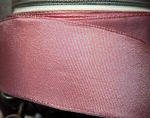 """Vintage Ribbon Viscose Rayon 1.5"""" Ribbon 1yd Made in France"""