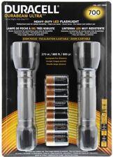 2pk Duracell Durabeam Ultra 700 Heavy-duty Led Flashlight Other